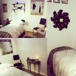 Our gorgeous beauty room